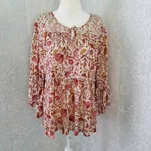 Style and Co Tunic Top
